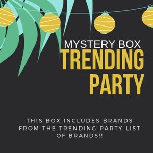 Mystery Box Trending Party Brands